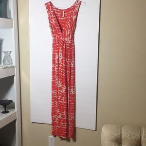 Gilli USA maxi dress small